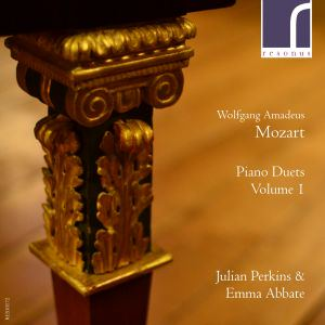 W. A. Mozart: Piano Duets, Volume 1