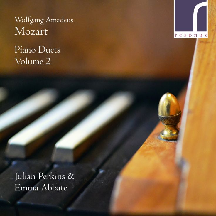 W. A. Mozart: Piano Duets, Volume 2