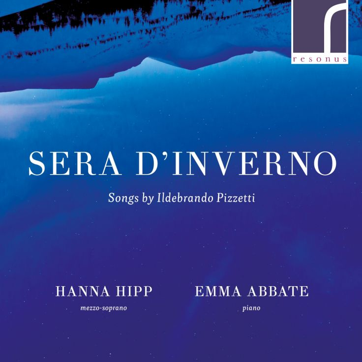Sera d'inverno: Songs by Ildebrando Pizzetti